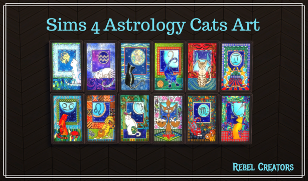 AstrologyCats